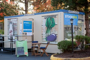 Stockbox Delridge Prototype Store