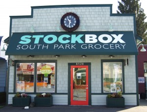 Stockbox South Park Grocery