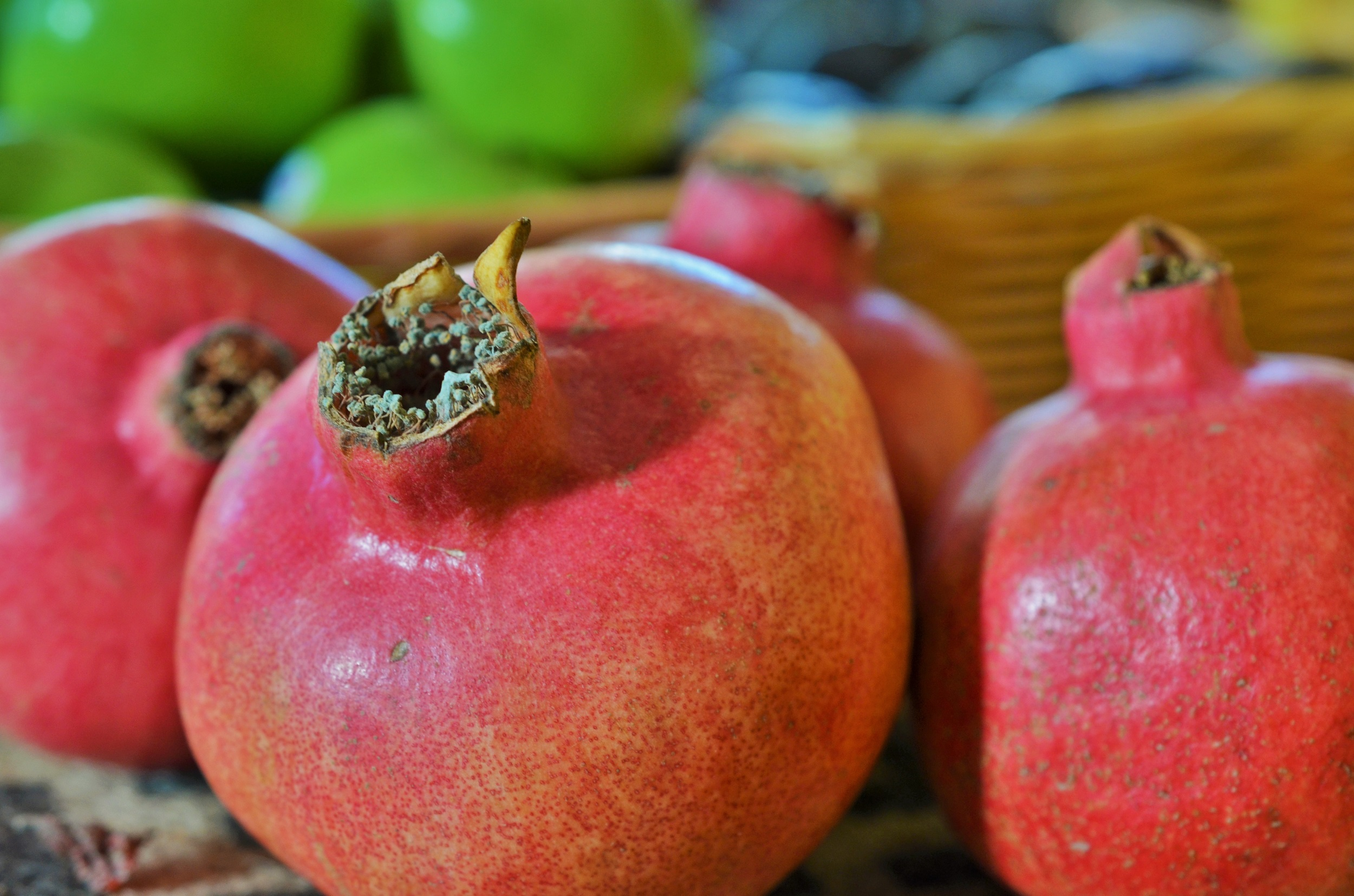 5 Things You Never Knew About Pomegranates Stockbox